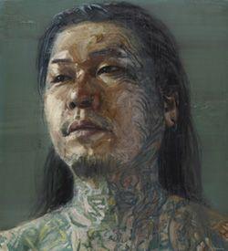 Takami Horikoshi, by Colin Davidson. BP Portrait Award.