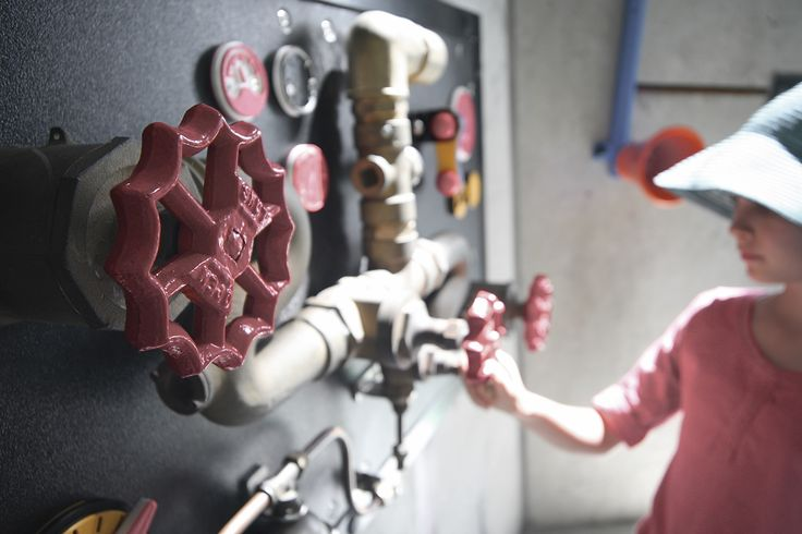"""Here is something you don't here often, """"Why don't we go to the wreckers, collect some old plumbing pipes and repurpose them into interactive play pieces"""" #CustomDesign #PlayArt #Playground #AnythingIsPossible #outofboxthinking"""