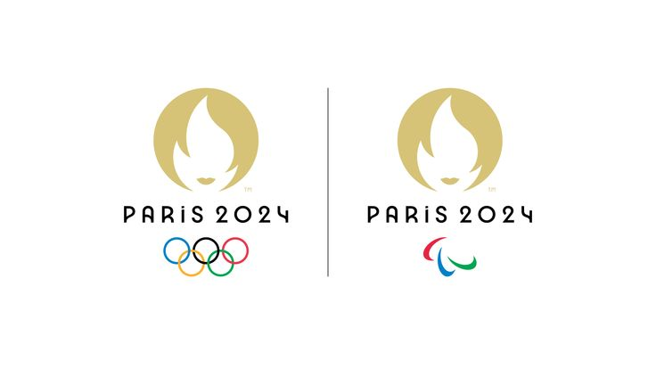 "Paris 2024 logo presents ""a homage to female athletes"""