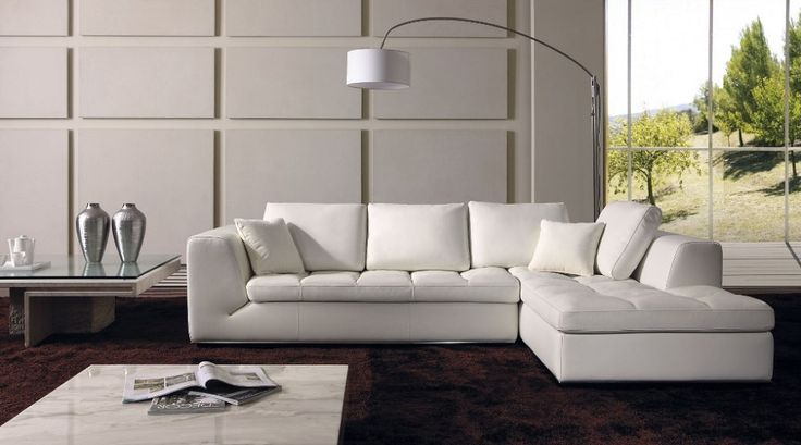 Modern L Shape Sofa Design Id515 - L Shape Sofa Designs - Sofa Designs - Product Design(need R side chaise)