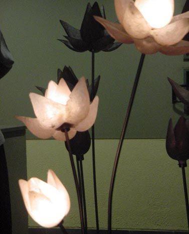 lotus landscape lights