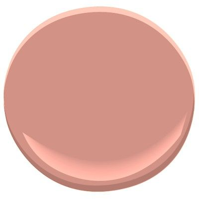 A Bit More Muted And Lighter Benjamin Moore Dusty Mauve