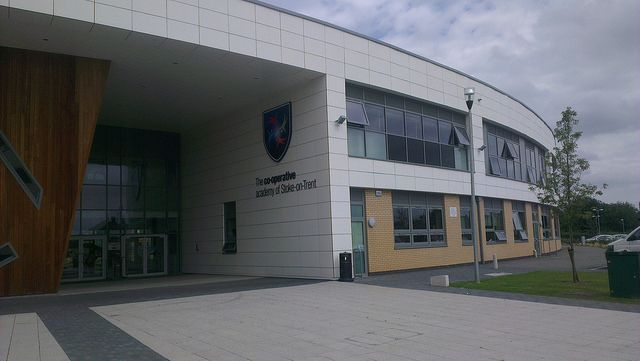 Brownhills Academy - Stoke  Curtain walling, windows and automatic doors by Duplus Architectural Systems Ltd. Tel 0116 2610 710 or visit www.duplus.co.uk