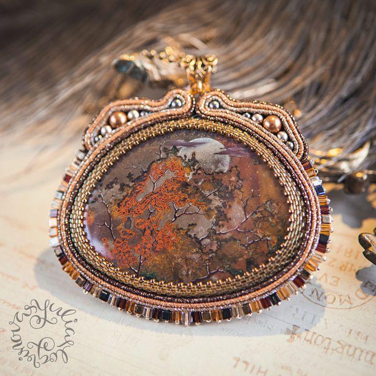 Soutache jewelry by Yulia Logvinova