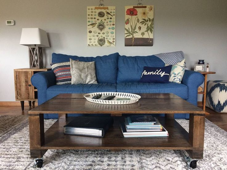Coffee Table Crafted At Purposeful Design.