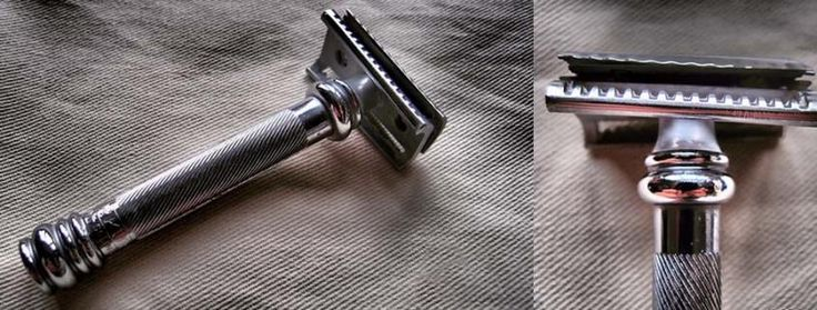 Double Edge Razor Guide - How to Shave with a DE Razor — Gentleman's Gazette
