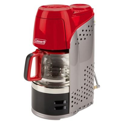 Coleman® Propane Coffeemaker  A must have for camping! :)