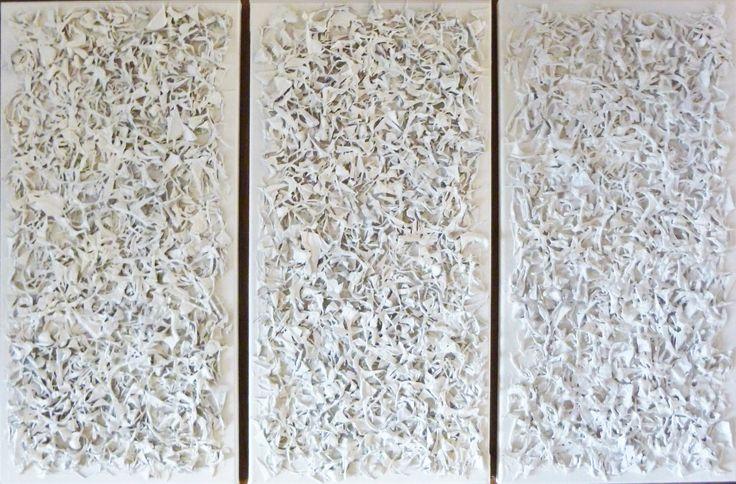 """""""Snowflake 1"""" by Robyn Dansie. Paintings for Sale. Bluethumb - Online Art Gallery"""