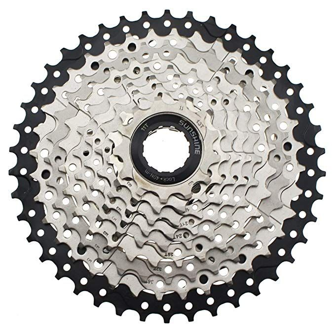 Wolf Tooth Components Single Speed Aluminum Cog 19T Sram or Shimano