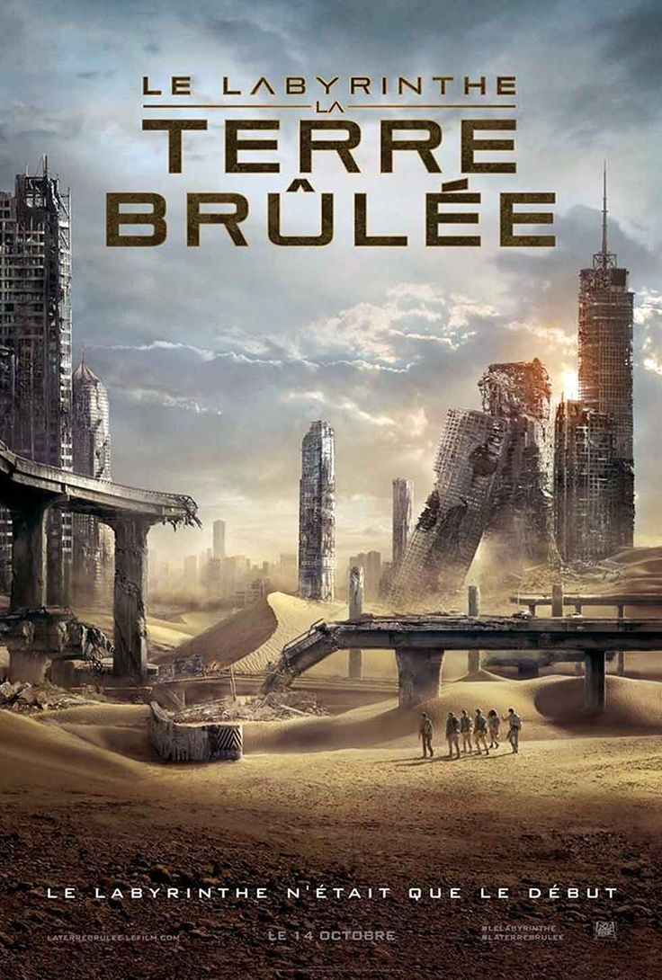 Le Labyrinthe : La terre Brulée, un film de web Ball avec Dylan O'Brien, Kaya Scodelario, Thomas Brodie-Sangster. Second volet des romans de James Dashner.  http://www.dailymotion.com/video/x2uuiyf_le-labyrinthe-la-terre-brulee-bande-annonce-officielle-vf-hd_shortfilms