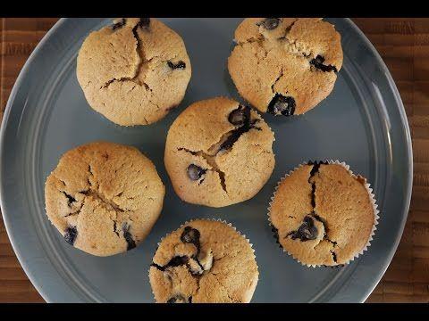 Yaban Mersinli Muffin | İdil Tatari