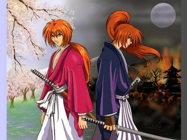 """~ Son Histoire ~ : Nous sommes en 1878 à Tokyo, 10ans après que l'Empereur Meiji ait mis fin au Shogunat. Cet homme : [ Battosaï l'assassin ] a été un exécuteur très efficace mais il a choisi de disparaître et de devenir « Kenshin Himura », un simple vaga... $uite ➡ """"Clic sur l'image"""" ㋡"""