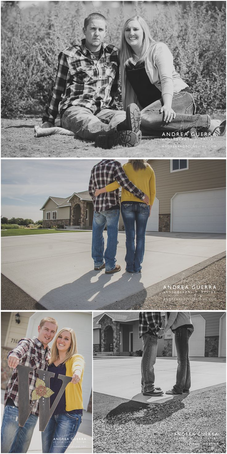 Andrea Guerra Photography + Design | Seattle, WA | Lifestyle session in Eastern WA, first home photo session