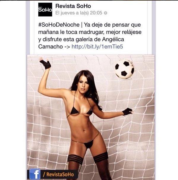 Gracias @RevistaSoHo
