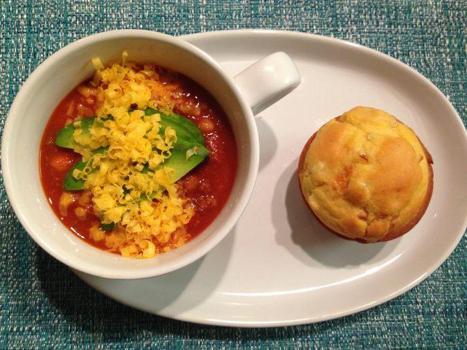 turkey-butternut squash chili | Food - to try | Pinterest