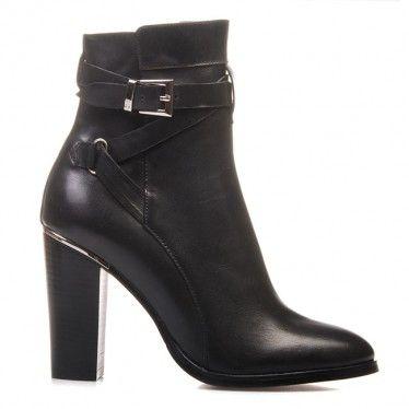 Siren Ankle Boots - Jo Mercer