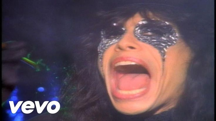 Aerosmith - Livin' On The Edge - Steven Tyler makes my heart flutter! Even after all these years.