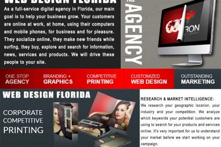 Click this site http://fortlauderdale-webdesign.com/ for more information on SEO Florida. Lytron Design has all the tools of the trade to keep your online business very effective. Web Design Fort Lauderdale can be used efficient web developers and he might utilize even more application such as CSS, HTML and numerous other sort of languages.