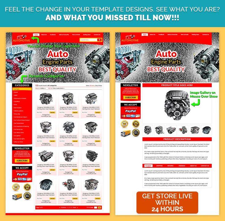 26 best Automobile & car parts seller images on Pinterest | Cars ...