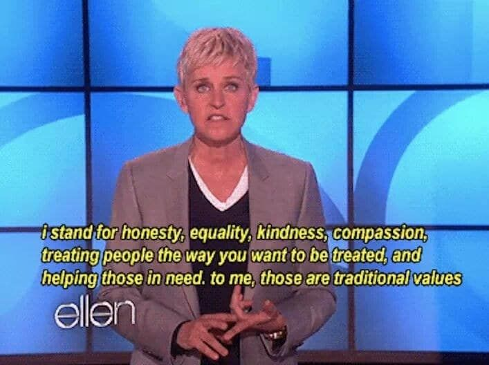 17 Important Things That Ellen DeGeneres Taught You
