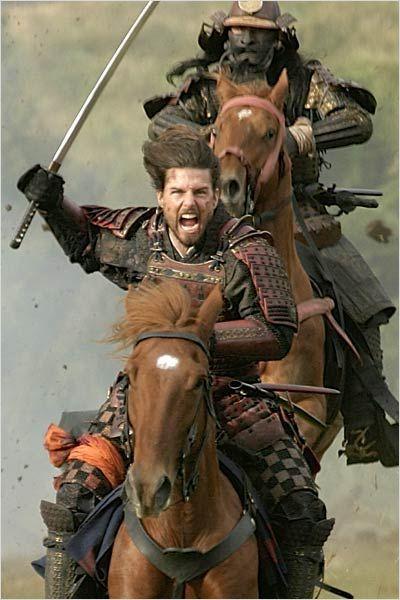 Le Dernier samouraï : photo Tom Cruise