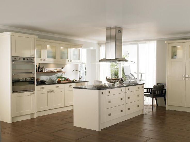 Pictures of cream shaker kitchens google search for Cream shaker kitchen ideas