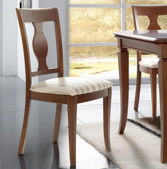 17 Modelos de sillas de madera modernas para comedor