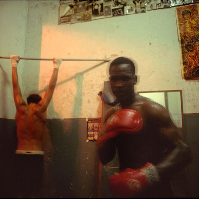 Miguel Rio Branco captures life inside the walls of Rio de Janeiro's Santa Rosa…