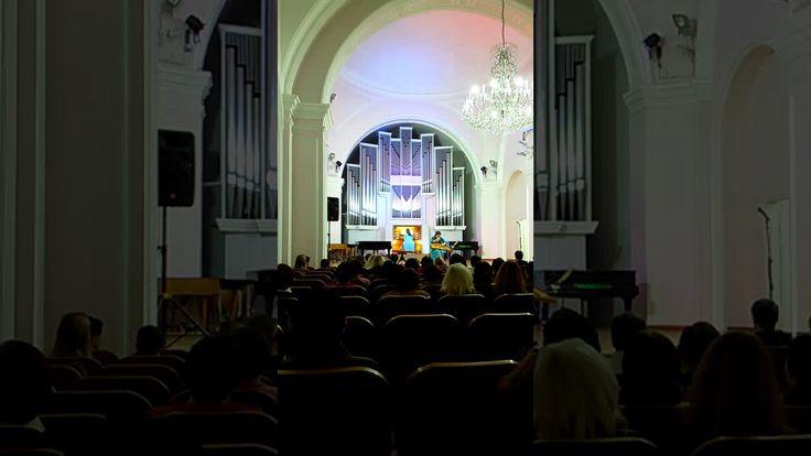 """""""Гусли+Орган"""". Биберган. Концерт для Гуслей и Органа"""
