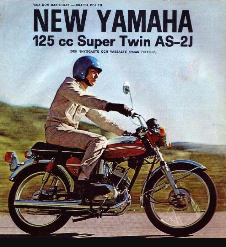 1971 Yamaha 125 Super Twin AS-2J
