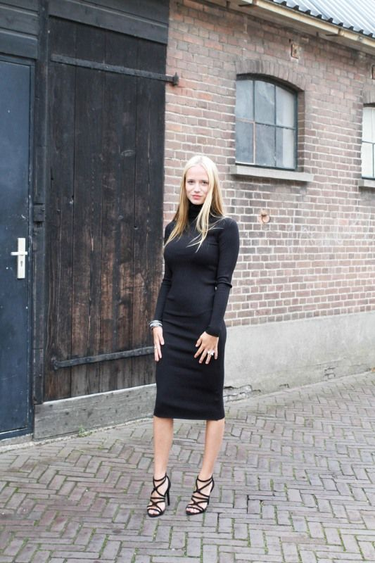 Musthave Dress Black