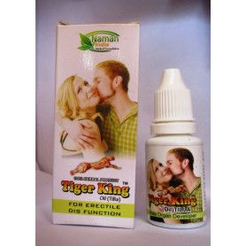Tiger King Delay Oil (Tilla ) For Men