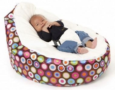 Baby Bean Bag Chair Cover Only
