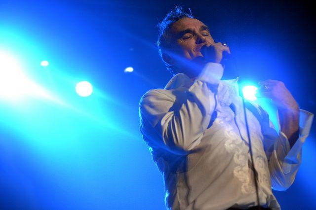 Morrissey en Sant Jordi Club, Barcelona