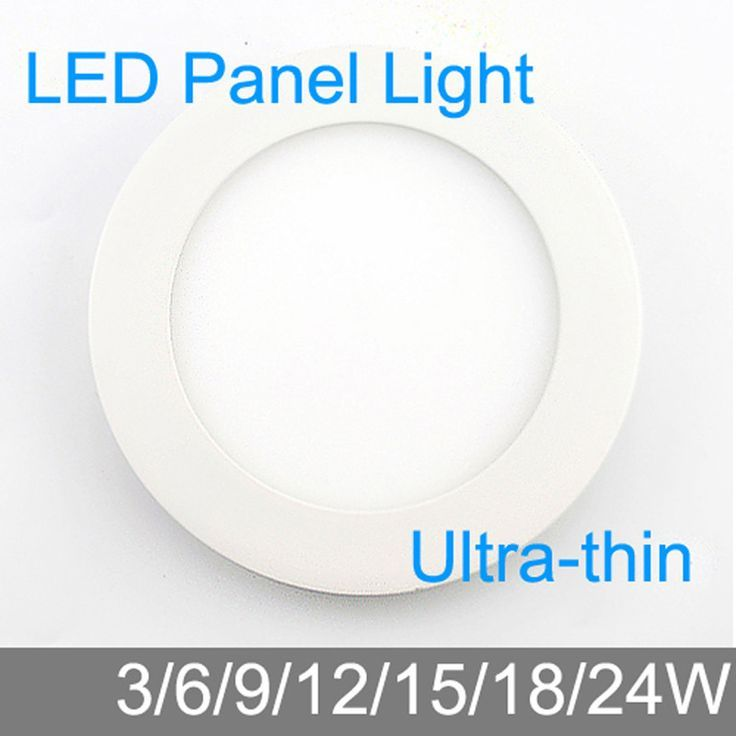 Ultradunnes Design 3w 6w 9w 12w 15w 18w 24w Led Raster Deckeneinbaudownlight 12w 15w 18w 24w Design Ledrasterd Led Led Birnen Led Lampe