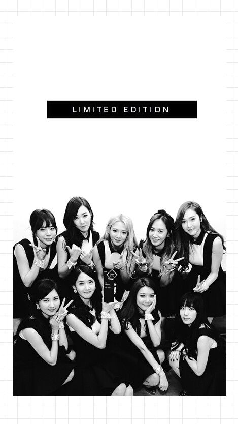 Girls' Generation SNSD Mr Mr OT9 Lockscreen Phone Wallpaper