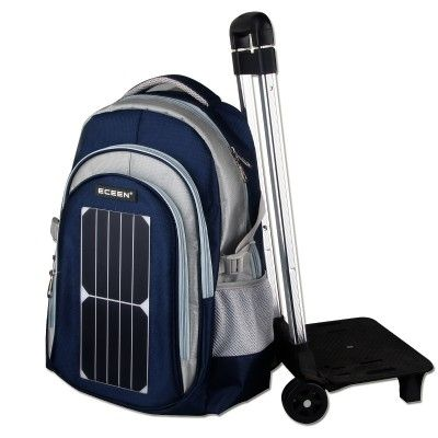 17 Best Ideas About Solar Powered Backpack On Pinterest