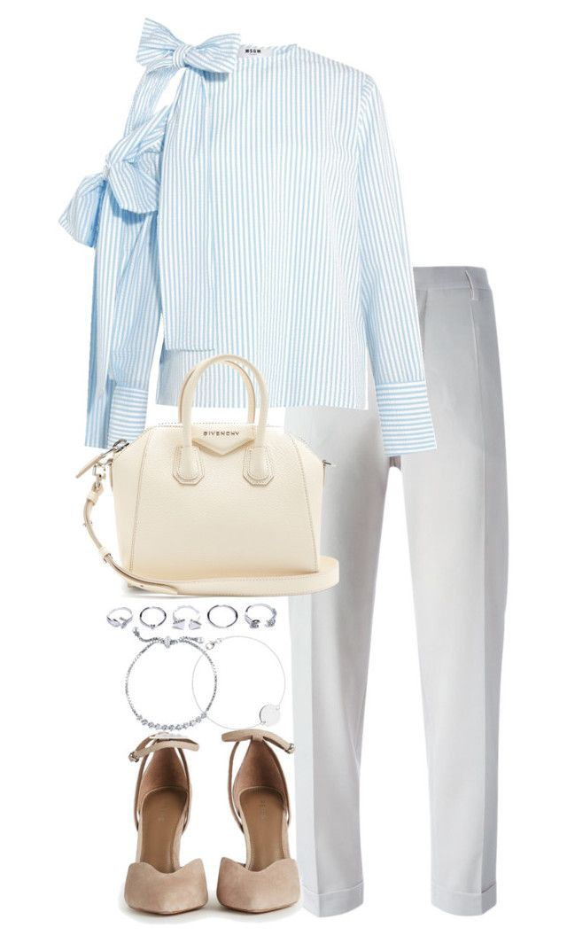 """""""Untitled #5221"""" by theeuropeancloset ❤ liked on Polyvore featuring Givenchy, GUESS and BERRICLE"""