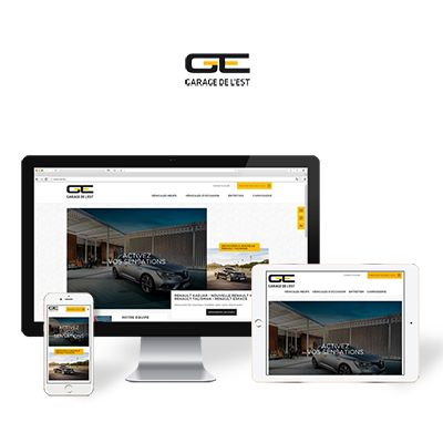 New website of Garage de l'Est, the Renault Dacia dealer located in Junglister, Luxembourg. Two main principles : the car is the hero, and the intuitive way to contact the team. Welcome on board ! http://www.est.lu/