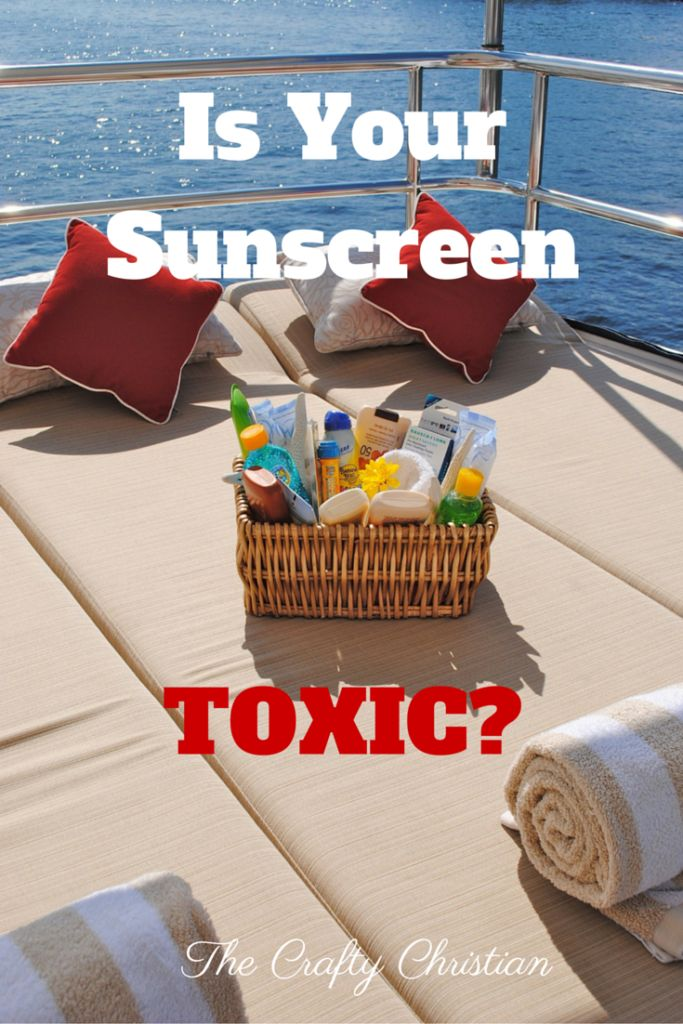 How toxic is your sunscreen? Many ingredients in conventional sunblock are known to mess with your hormones. I have an easy DIY recipe for making your own natural sunscreen!
