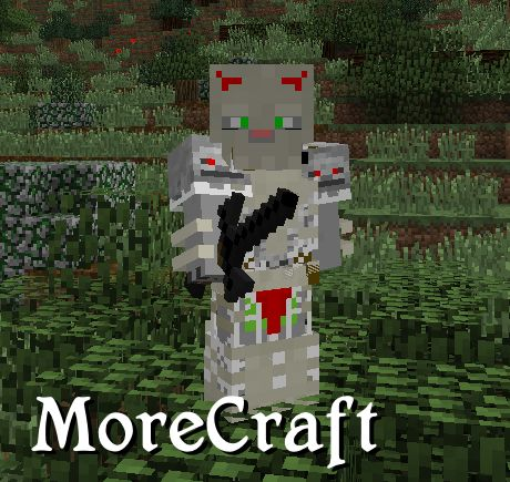 Download Kitteh6660's MoreCraft Mod 1.13/1.12.2/1.11.2 - Enhance your vanilla experience with a large yet simple Forge mod that adds over 100 items and several...