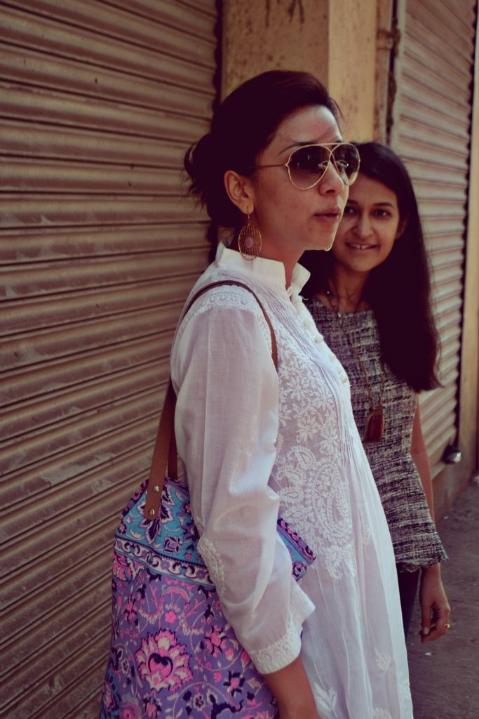Chikankari - Indian Street Style