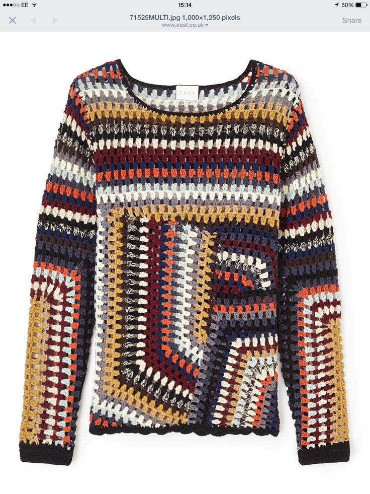 I love this retro jumper