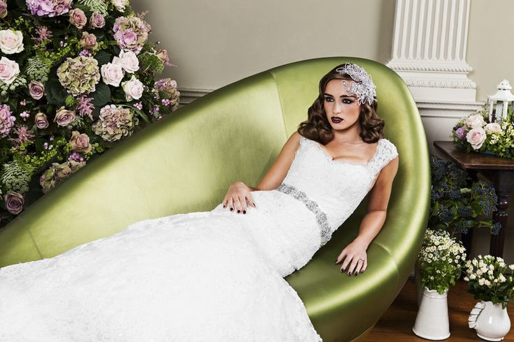 Wedding Dress from Solitaire Brides.