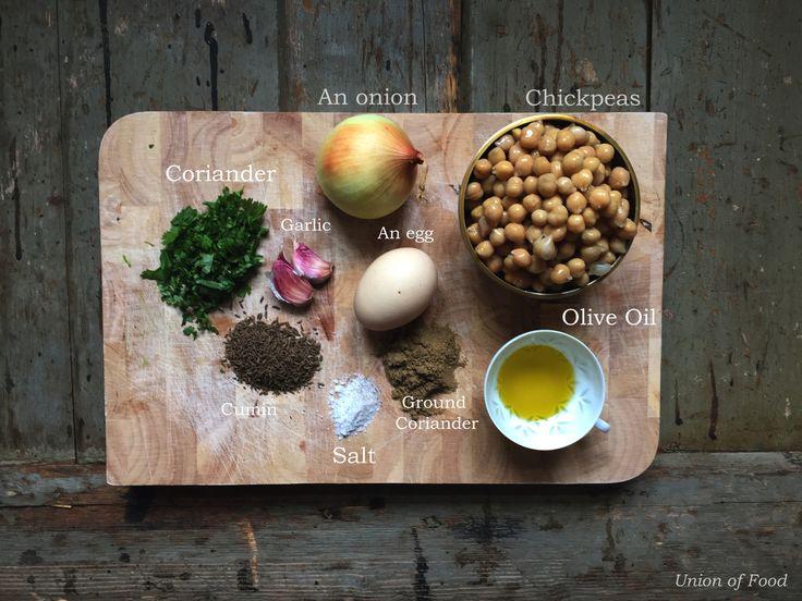 Simple & healthy Falafel recipe