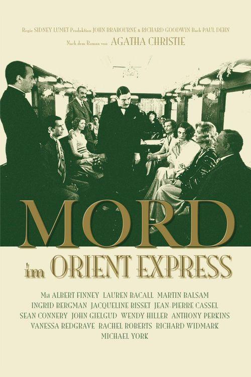 Watch Murder on the Orient Express 1974 Full Movie Online Free