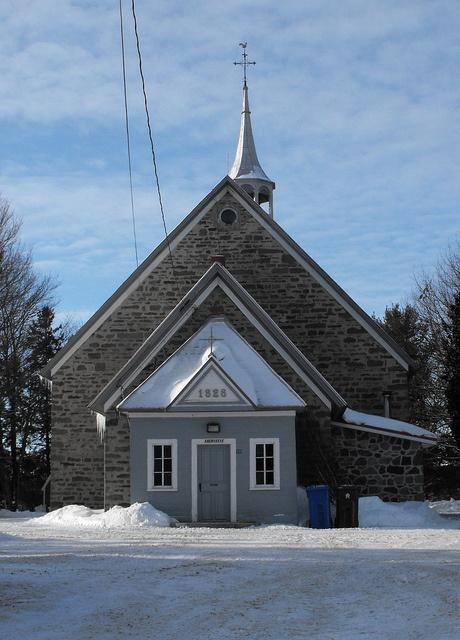 Odanak, Quebec Saint-François-de-Sales Catholic Mission in Odanak | Flickr - Photo Sharing!