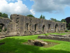 Medieval Lancashire: Whalley Abbey, Whalley, near Clitheroe | Cistercian monastery