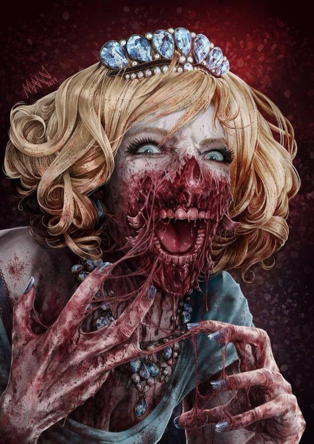 Horror zombie!
