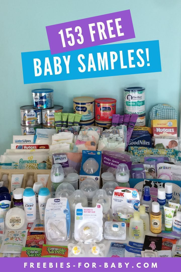 7 Easy Ways To Get Free Baby Samples 2020 Free Baby Samples Free Baby Items Free Baby Stuff